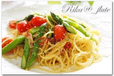 野菜パスタ2
